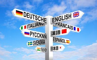 Choisir une agence de traduction pour votre site Internet